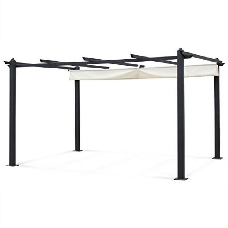 pergola tonnelle aluminium les meilleurs produits pour. Black Bedroom Furniture Sets. Home Design Ideas