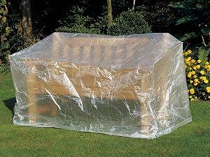 Bâche de protection pour bancs de jardin de la marque Fachhandel-Plus image 0 produit