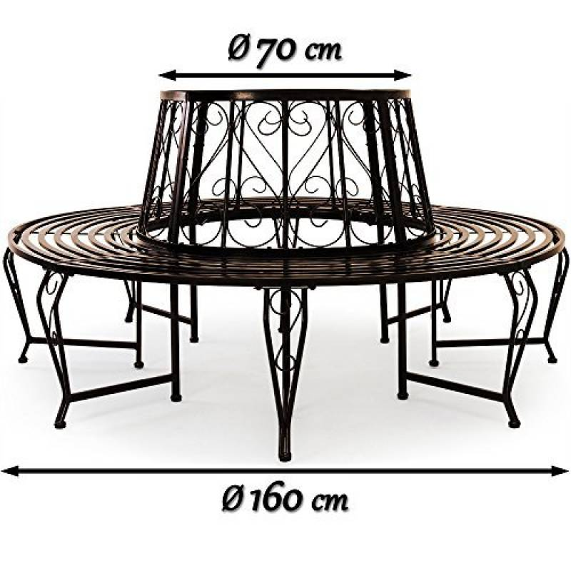 banc circulaire choisir les meilleurs mod les pour 2018 meilleur jardin. Black Bedroom Furniture Sets. Home Design Ideas