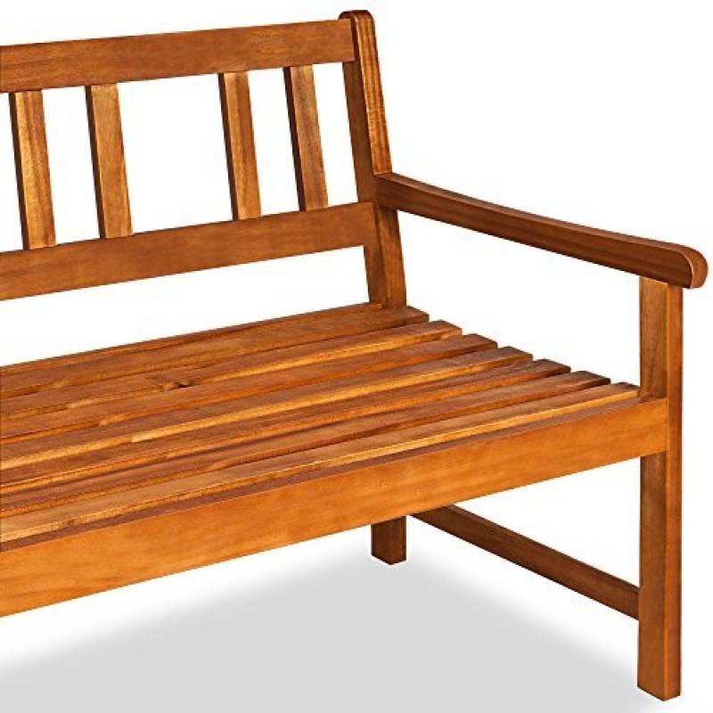 banc en bois jardin le top 12 pour 2018 meilleur jardin. Black Bedroom Furniture Sets. Home Design Ideas