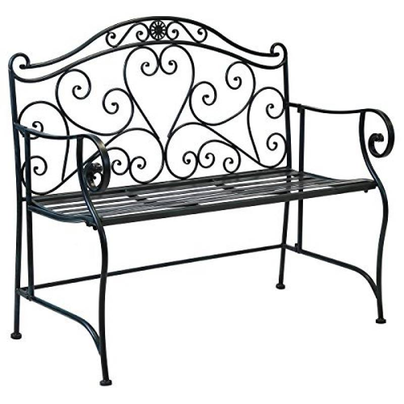 banc fer forg ext rieur le top 13 pour 2018 meilleur jardin. Black Bedroom Furniture Sets. Home Design Ideas