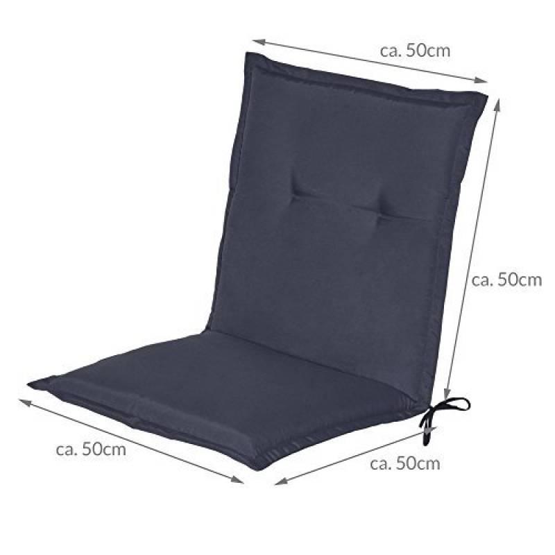 Coussin pour chaise de salon de jardin comment trouver - Coussin pour fauteuil de jardin en teck ...