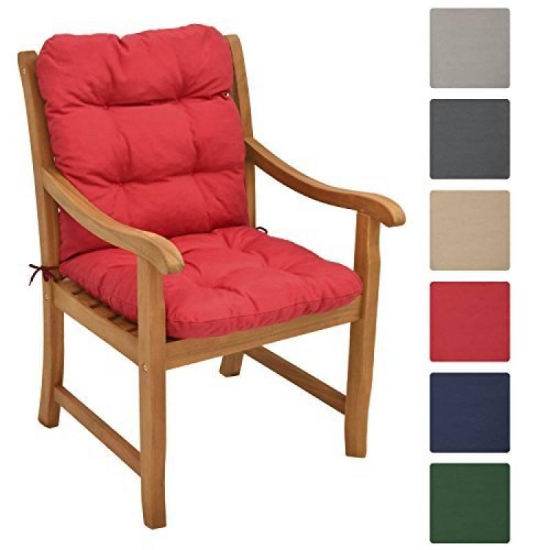 Coussins chaises jardin avec dossier ; comment choisir les meilleurs ...