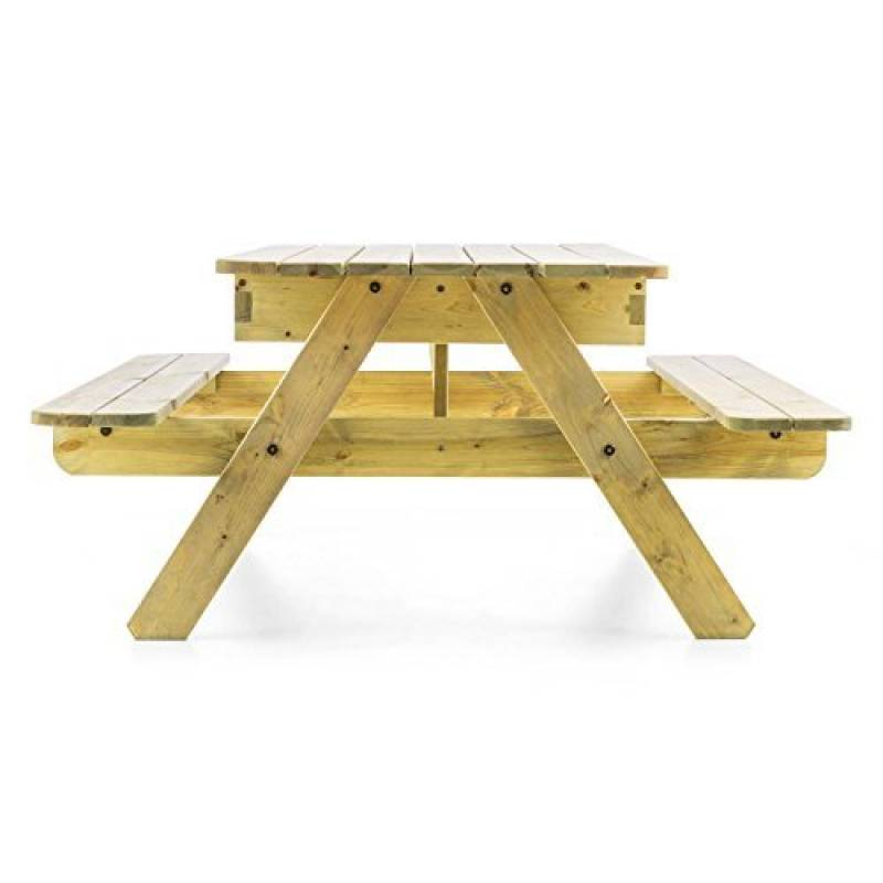 Table de pique-nique en bois Palma Tables de pique-nique ...