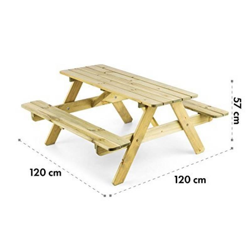 table de picnic en bois pour 2019 votre top 11. Black Bedroom Furniture Sets. Home Design Ideas