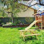 Blumfeldt Table de pique-nique (banc meuble jardin pour enfants, résistant aux intempéries grâce à son traitement autoclave, epaisseur de 2 cm) - bois de la marque Blumfeldt image 3 produit
