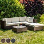 Canapé jardin aluminium : faire une affaire TOP 4 image 3 produit