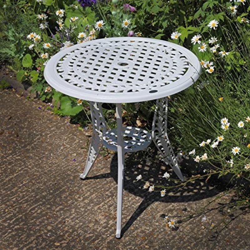 Chaise bistrot aluminium jardin faire des affaires pour for Chaise bistrot aluminium jardin