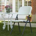 Chaise pliante plastique blanc - comment choisir les meilleurs modèles TOP 1 image 3 produit