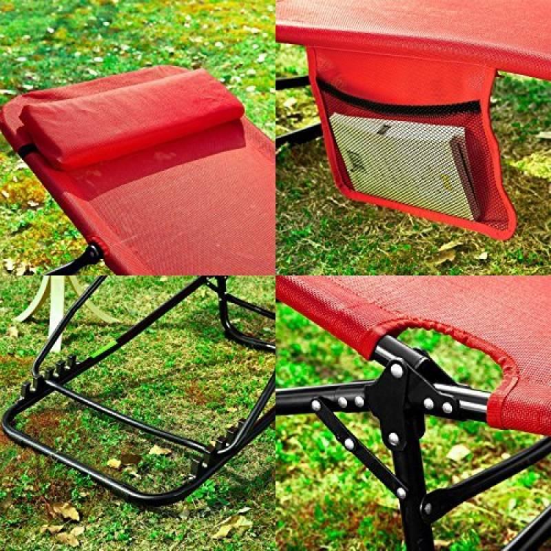 chaise pliante relax trouver les meilleurs produits pour 2018 meilleur jardin. Black Bedroom Furniture Sets. Home Design Ideas