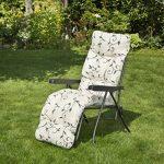 Chaise relax jardin - comment trouver les meilleurs en france TOP 4 image 1 produit