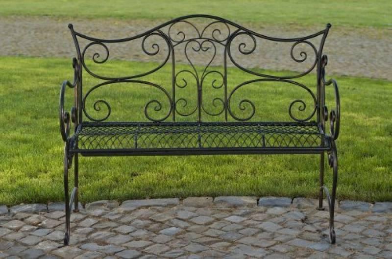 banquette m tal jardin choisir les meilleurs produits pour 2018 meilleur jardin. Black Bedroom Furniture Sets. Home Design Ideas