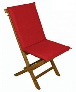 Faites Coussin Bon Le Choix ; Chaise Déhoussable De Pour Jardin vN08wynOm