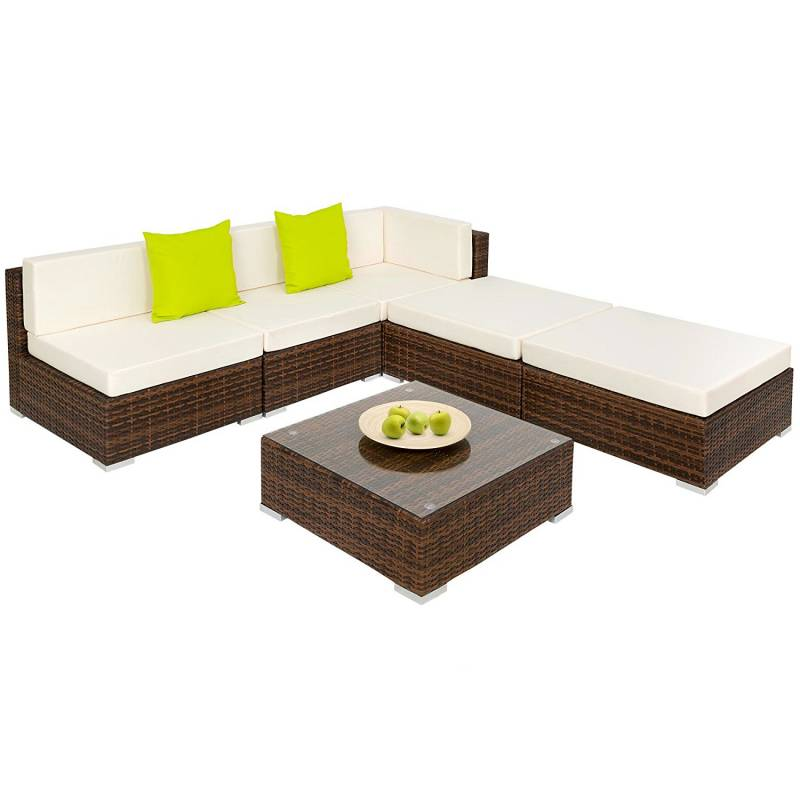 coussin pour salon de jardin en r sine tress e pour 2019. Black Bedroom Furniture Sets. Home Design Ideas