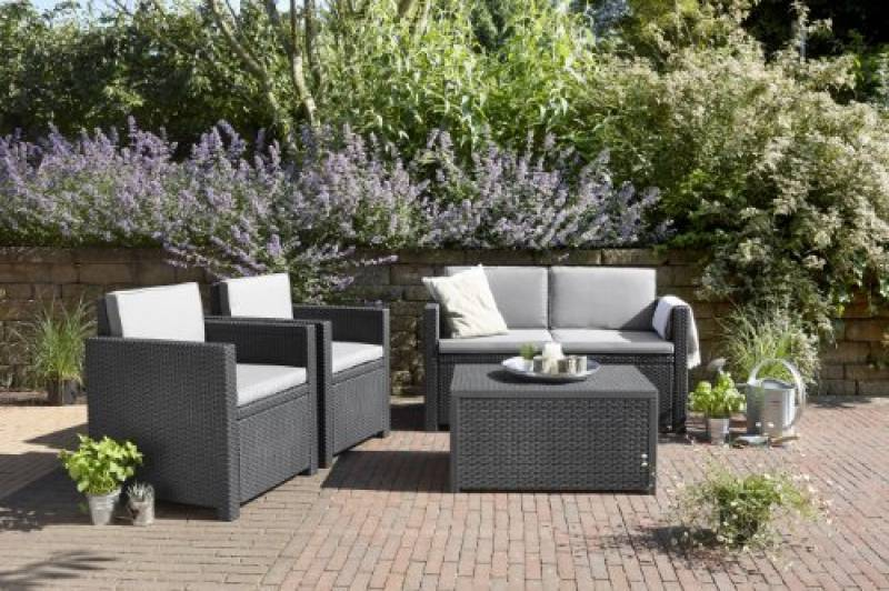 Salon Jardin Allibert