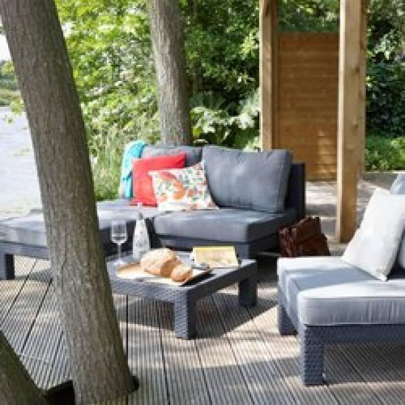 Coussin salon jardin allibert pour 2019 - votre top 13 ...