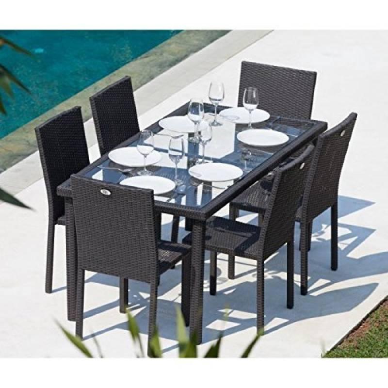 Table et chaise de jardin en résine, faire des affaires pour ...