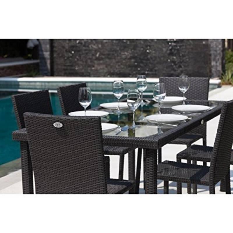 Table et 6 chaises de jardin pour 2019 - choisir les meilleurs ...