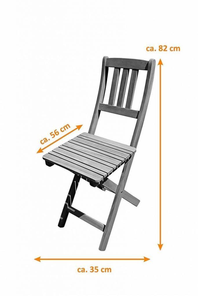 Ensemble table et chaise de jardin en bois pour 2018 - Ensemble table et chaise bois ...