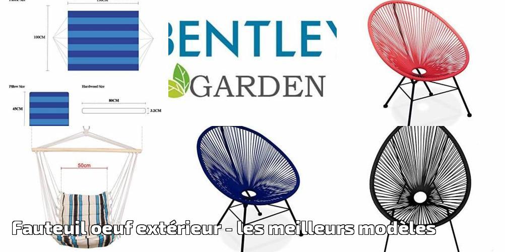 fauteuil oeuf ext rieur pour 2019 les meilleurs mod les. Black Bedroom Furniture Sets. Home Design Ideas