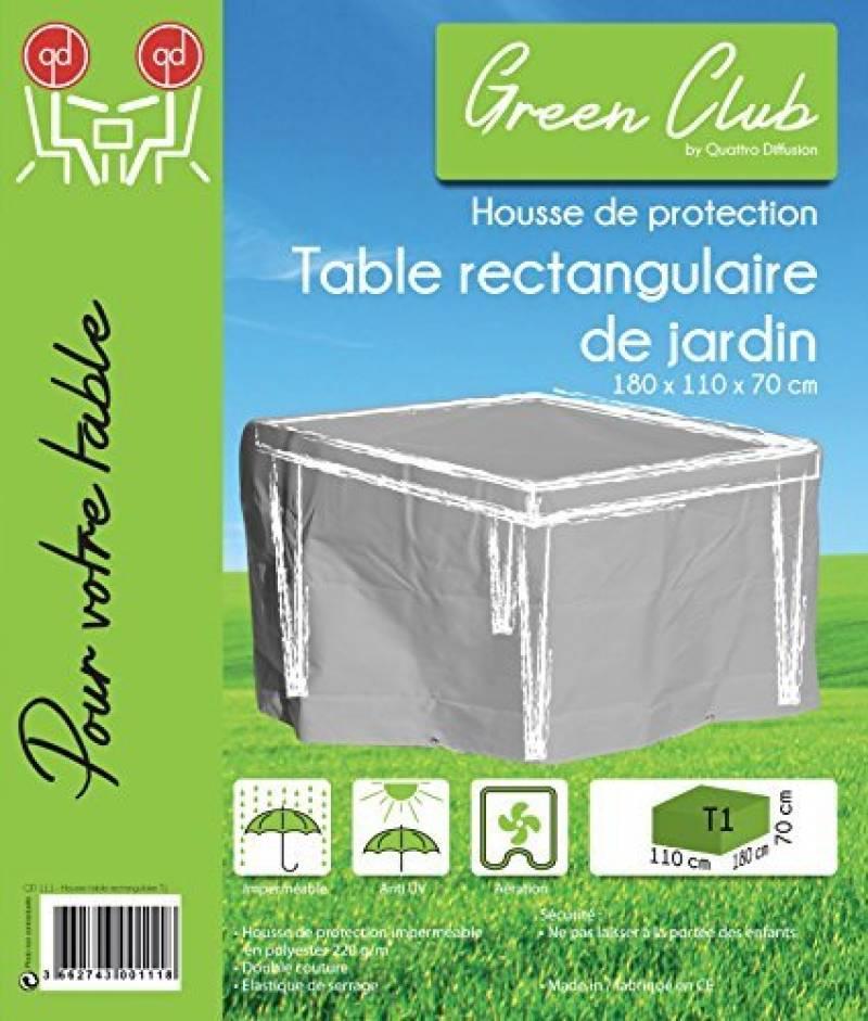 Housse table jardin 220 ; faire des affaires pour 2019 ...