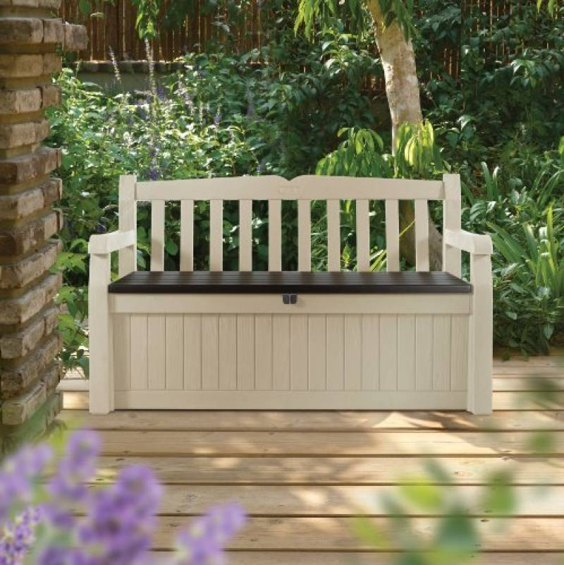 Banc de jardin en pvc blanc faire le bon choix pour 2019 meilleur jardin - Amazon banc de jardin ...