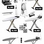 Kettler 902 Housse de table à repasser pour modèle Alu Design et système de repassage Mabistar 5000 Aluminium 130 x 47 cm de la marque Mabi image 5 produit