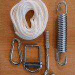 Kit fixation fauteuil suspendu : choisir les meilleurs produits TOP 7 image 1 produit