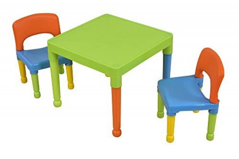 Ensemble table et chaise de jardin plastique choisir les - Ensemble jardin plastique ...