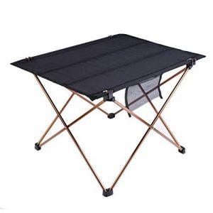 OUTAD Table de Camping / Pique-nique Pliable et Portable en Alliage d'aluminium de la marque OUTAD image 0 produit