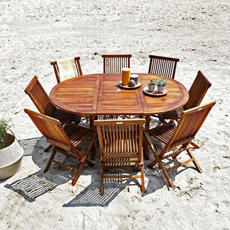 salon de jardin bois exotique faire une affaire pour. Black Bedroom Furniture Sets. Home Design Ideas