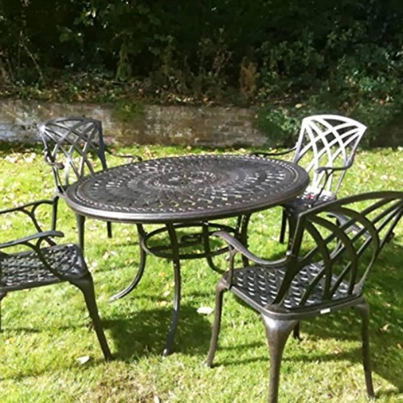 Inspirant des photos de salon de jardin en fer forg ancien - Salon de jardin ancien en fer ...