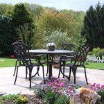Salon de jardin en fonte ancien - comment choisir les meilleurs en france TOP 0 image 6 produit