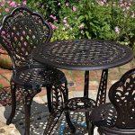 Salon de jardin en fonte ancien - comment choisir les meilleurs en france TOP 2 image 4 produit