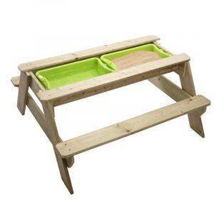 Table à picnic en bois - faites le bon choix TOP 3 image 0 produit