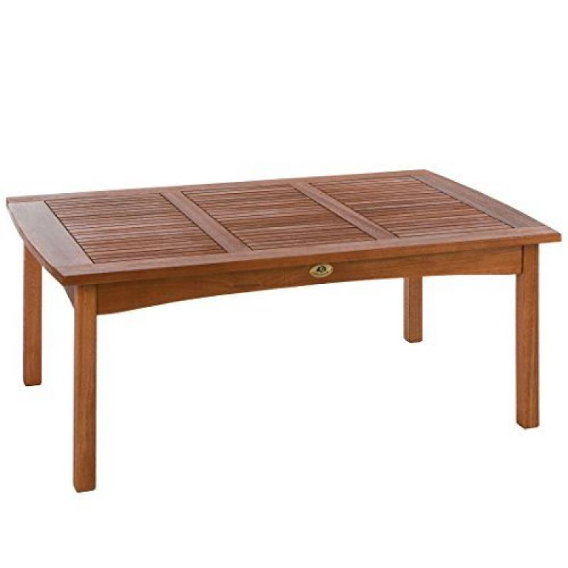 Mobilier de jardin Plant Theatre Lutyens Table basse en bois ...