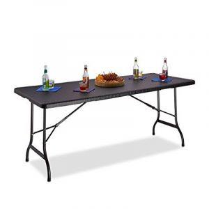 Table de jardin carrée 8 personnes, acheter les meilleurs produits ...