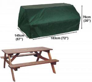 Table de jardin pique nique - trouver les meilleurs produits TOP 1 image 0 produit