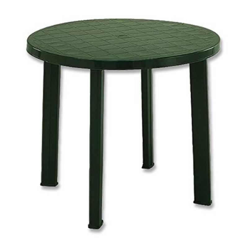 Table de jardin ronde plastique ; acheter les meilleurs produits ...