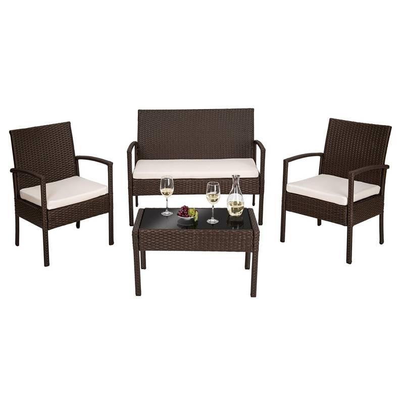 table et fauteuil de jardin en r sine le top 10 pour 2018 meilleur jardin. Black Bedroom Furniture Sets. Home Design Ideas
