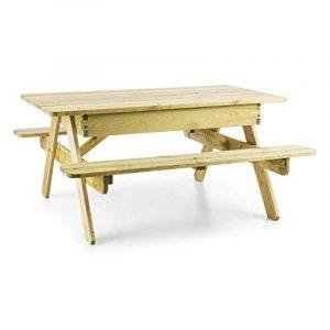 Table pique nique bois - trouver les meilleurs produits TOP 3 image 0 produit