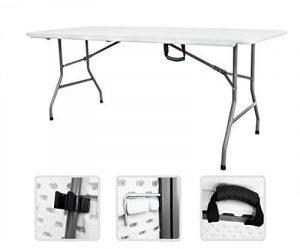 Table pique nique robuste ; faire le bon choix TOP 8 image 0 produit