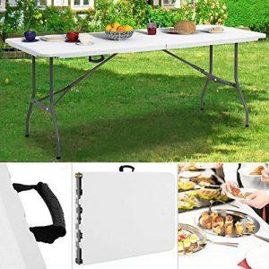 Table pliante marché - faites le bon choix TOP 8 image 0 produit