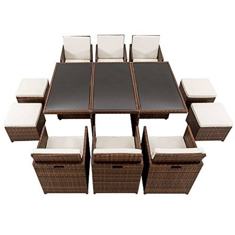 Table salon de jardin aluminium comment choisir les - Comment repeindre un salon de jardin en aluminium ...