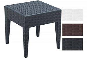 Table terasse ; comment acheter les meilleurs modèles TOP 5 image 0 produit