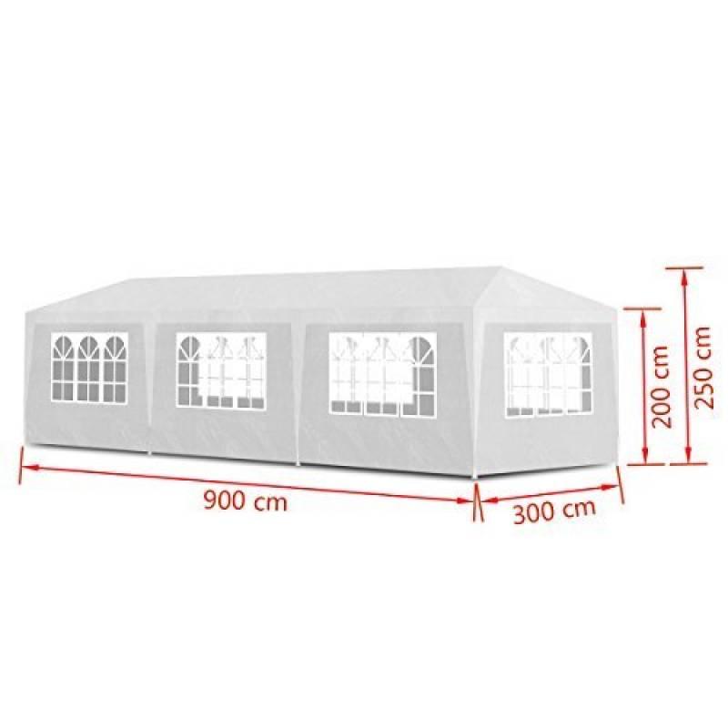 tente de r ception 3x9 acheter les meilleurs produits. Black Bedroom Furniture Sets. Home Design Ideas