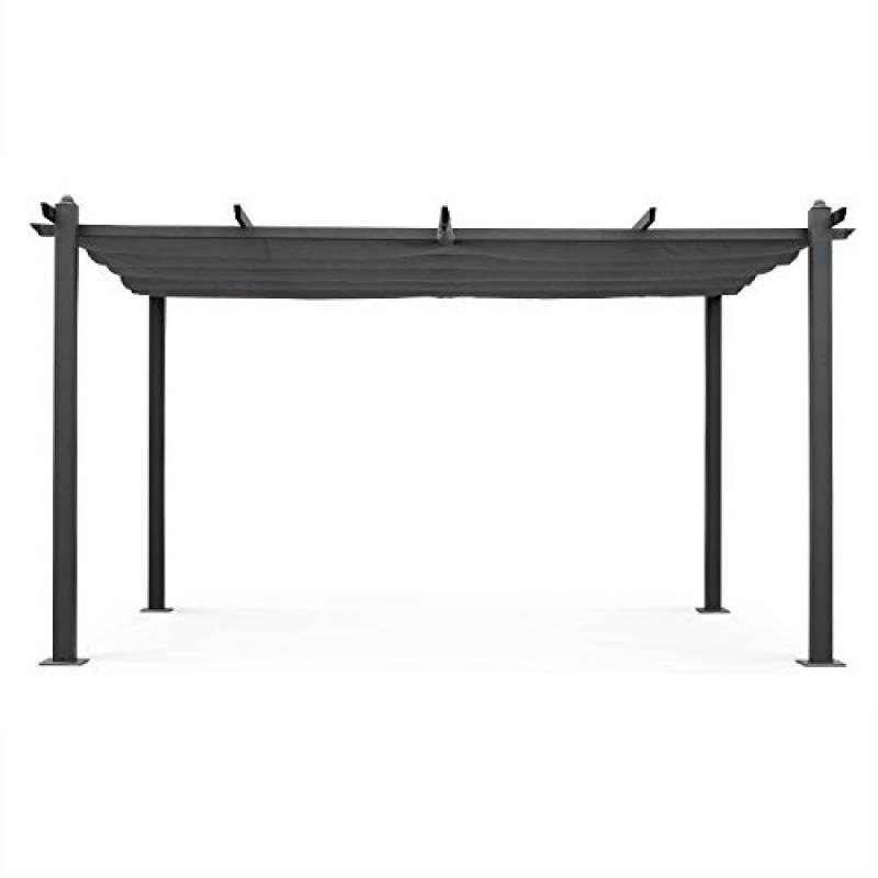 tonnelle toit retractable comment trouver les meilleurs en france pour 2018 meilleur jardin. Black Bedroom Furniture Sets. Home Design Ideas