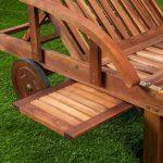 Transat jardin bois ; comment acheter les meilleurs produits TOP 5 image 3 produit
