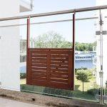 Ultranatura Table de balcon, table suspendue en bois, rabattable, gamme Canberra de la marque Ultranatura image 3 produit