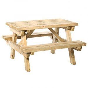 Wickey Table de pique-nique junior Sven de la marque Wickey image 0 produit